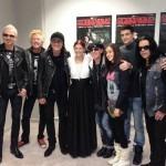 "Scorpions и финалистите в X Factor с ""общ концерт"" зад кулисите"