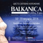 BALKANIKA WEDDING & HONEYMOON EXPO 2014