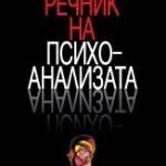 Речник на психоанализата
