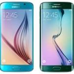 Синият Galaxy S6 и зеленият Galaxy S6 edge са вече тук