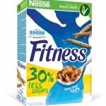 Нестле намалява захарта във FITNESS® Натурален с 30%
