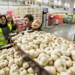 ЛИДЛ ползва над 100 доставчика за плодове и зеленчуци