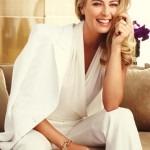 Мария Шарапова със специална фотосесия за най-луксозната линия Luxe на Avon