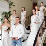 Тенденции в сватбената мода