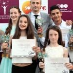 Успелите деца на България