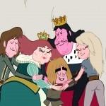 Кралското семейство идва в ефира на Cartoon Network!
