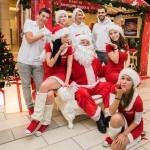 Дядо Коледа със специални предложения за подаръци във Facebook