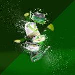XS Juiced Power Drink Green Apple