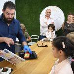 Първата детска кулинарна книга