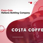 Кока-Кола ХБК лансира Costa Coffee на няколко пазара през 2020 г.