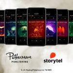Поредицата за Хари Потър – вече достъпна като аудиокниги на английски в Storytel  България