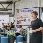 Лидл България отбелязва 10 години на българския пазар и представи своя ключ към успеха