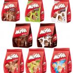 """Нестле МУРА Минис е продукт на годината в категория """"Мини вафли"""""""